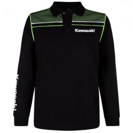 POLO SPORTS MANICHE LUNGHE