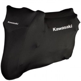 Coprimoto Kawasaki HQ Stretch da interno TG.L