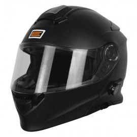 CASCO ORIGINE DELTA SOLID MATT BLACK